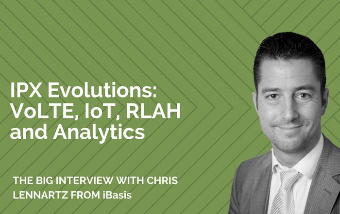 IPX Evolutions: VoLTE, IoT, RLAH and Analytics