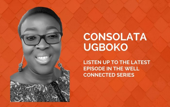 INTRODUCING CONSOLATA UGBOKO