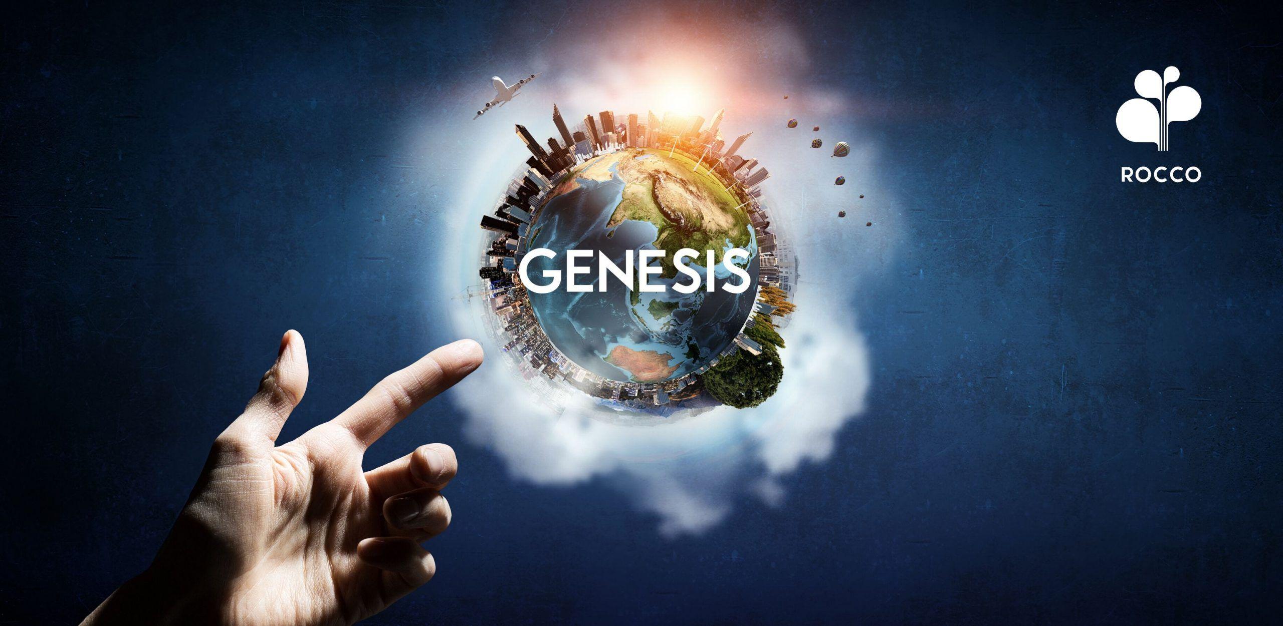INTRODUCING ROCCO GENESIS