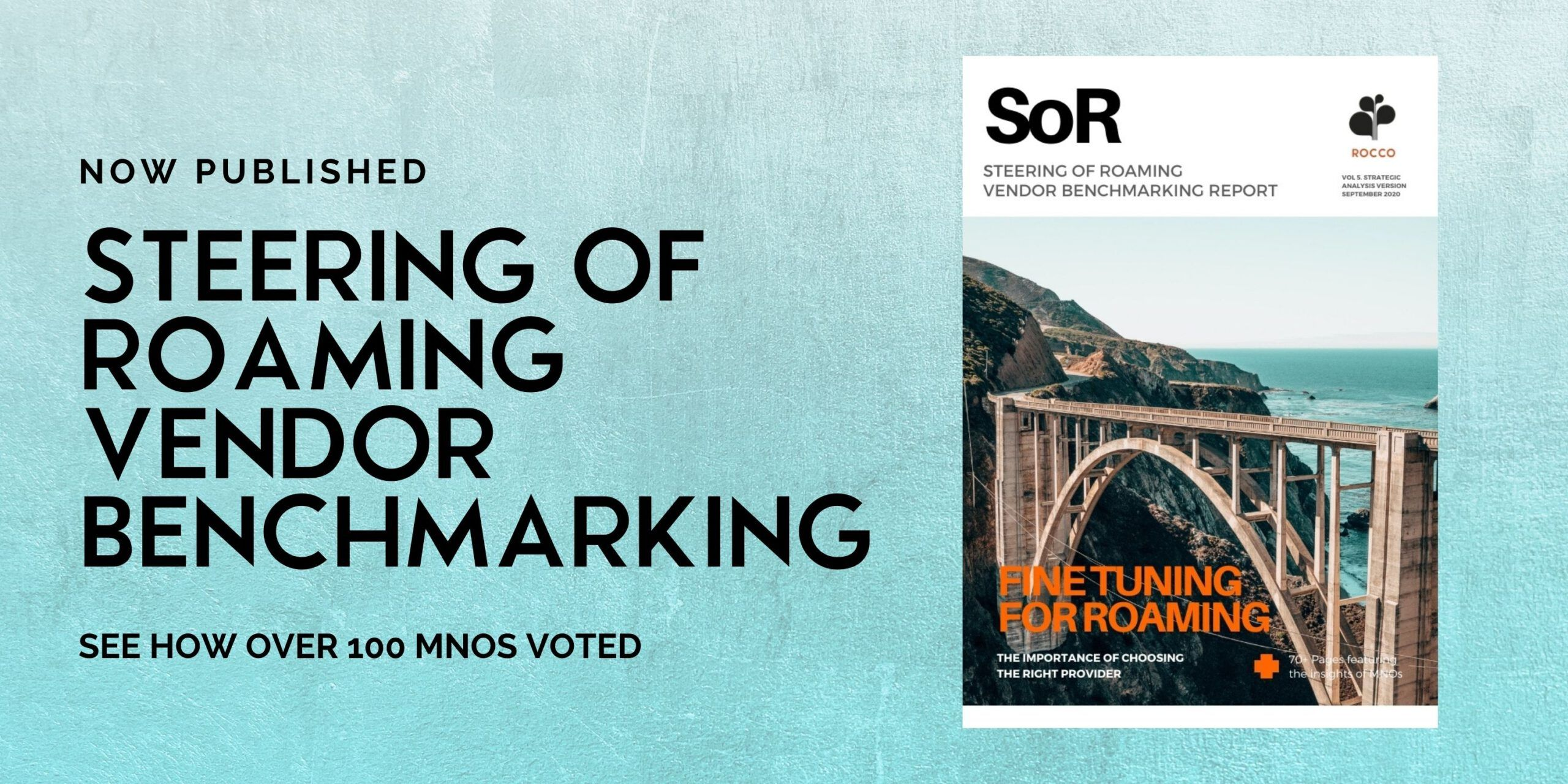 RESULTS: The Leading Vendors of Steering of Roaming 2020